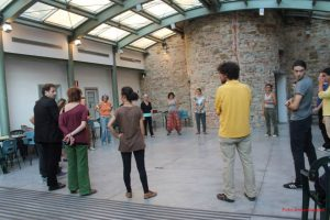 workshop teatro sociale Firenze